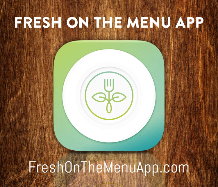 Download the Fresh on the Menu App