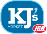 KJ's Market Logo